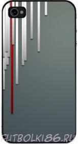 Чехол для смартфона с рисунком Абстракт арт.09