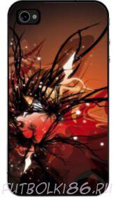 Чехол для смартфона с рисунком Абстракт арт.10