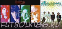 Кружка с изображением Рок-музыкантов. арт.109