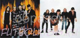 Кружка с изображением Рок-музыкантов. арт.126