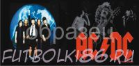 Кружка с изображением Рок-музыкантов. арт.129