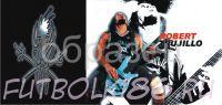 Кружка с изображением Рок-музыкантов. арт.134