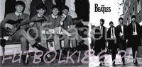 Кружка с изображением Рок-музыкантов. арт.146
