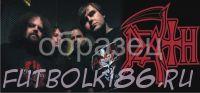 Кружка с изображением Рок-музыкантов. арт.458