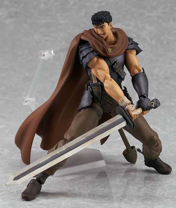 Фигурка figma - Guts Band of the Hawk ver.