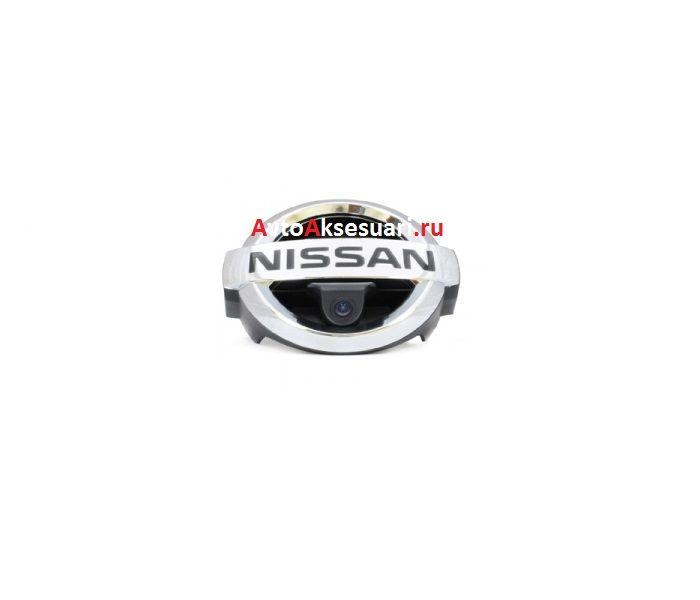 Камера переднего вида для Nissan Livina, Tiida, Qashqai, X-trail