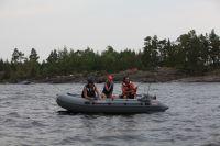 Лодка ПВХ Антей