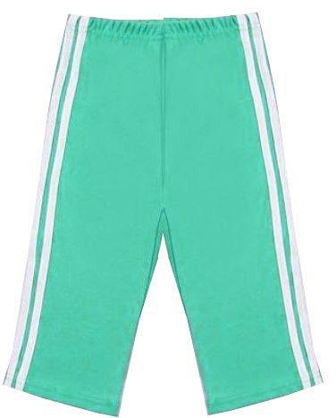 Зеленые брюки для мальчика
