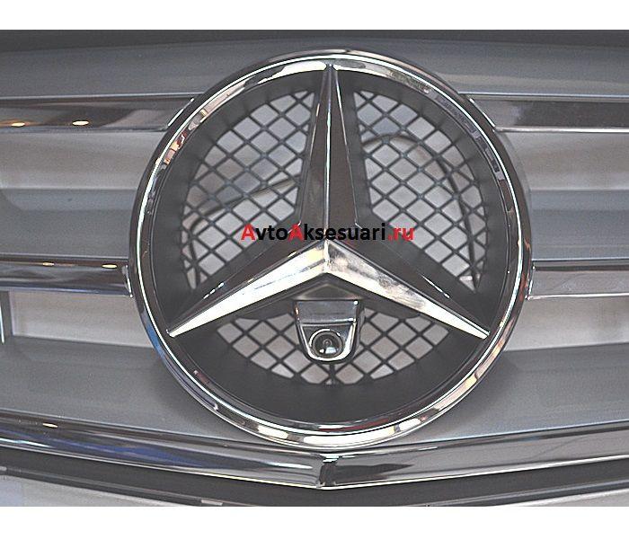 Камера переднего вида для Mercedes Benz