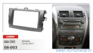 Carav 08-003 (2-DIN TOYOTA Corolla 2007+)