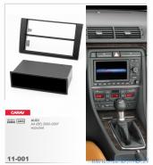 Carav 11-001 (2/1-DIN AUDI A4 2000-2007)