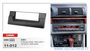 Carav 11-012 (1-DIN BMW 5 95-03г (E39)/ X5 99-06г (E53))