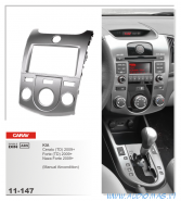 Carav 11-147 (2 DIN Kia Cerato 2009+ Manual aircondition)