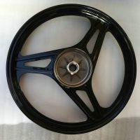 Заднее колесо старого образца
