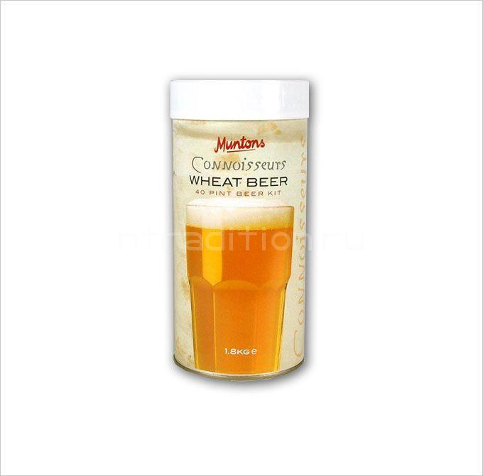 Пивная смесь Muntons Wеat Beer 1,8 кг