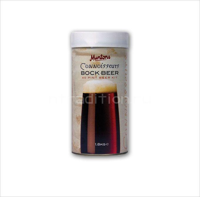 Пивная смесь Muntons Bock Beer 1,8 кг