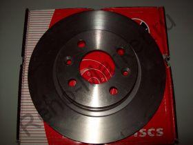 Диск тормозной передний (Logan) Fenox TB218031 аналог 6001547683, 7701208252