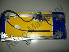 Стеклоподъемник электрический передний левый (MeganeII) Magneti Marelli AC703 аналог 8200325136