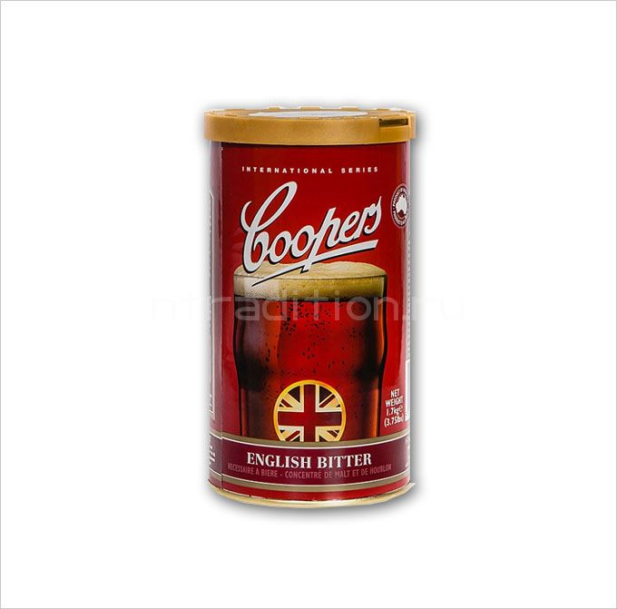 Coopers English Bitter, 1,7 кг
