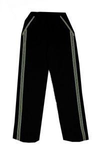 Белорусские черные штаны для мальчика