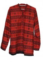 купить Мужские индийские рубашки, хлопок, интернет-магазин