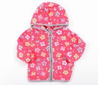 Флисовая куртка для девочки