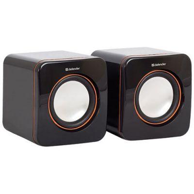 Акустическая 2.0 система SPK-530 черный, 4 Вт, питание от USB