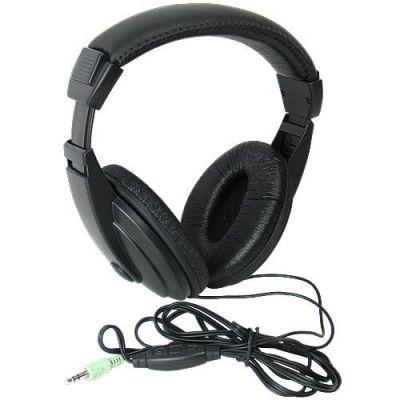 Наушники накладные Gryphon 751 черный, кабель 2 м
