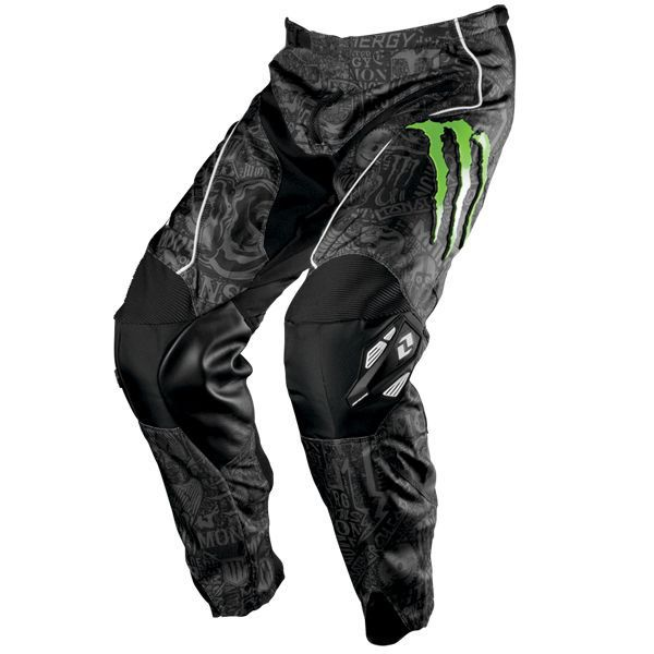 Штаны ONE Carbon Monster Energy 2012