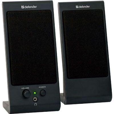 Акустическая 2.0 система SPK-170 черный, 4 Вт, питание от USB
