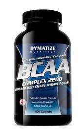 Dymatize BCAA complex 2200 (400 таблеток)
