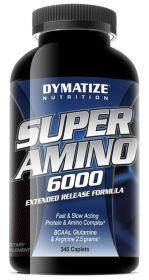 Dymatize Super Amino 6000 (345 табл.)