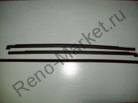 Уплотнитель (молдинг) лобового стекла (Symbol) комплект оригинал 7701478235