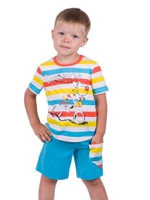 Майка и шорты для мальчика Чемпион