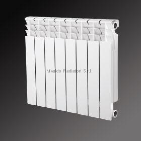 Биметаллический радиатор Vivaldo Modern 500/80 1 секция