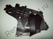 Защита бампера переднего правая (Logan 10-)  аналог 6001549323