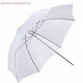 Зонт белый на просвет 84 см Fujimi FJU561-33
