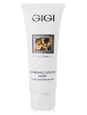 GIGI OS Маска азуленовая для сухой и чувствительной кожи