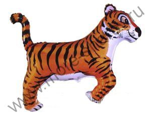 """шар фольгированный """"Тигр"""""""