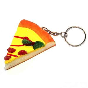 """Брелок """"Пицца"""""""