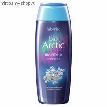 """Шампунь от перхоти с экстрактом белого сибирского мха серии """"bio Arctic"""""""
