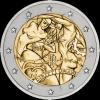 60 лет Декларации прав человека 2 евро Италия 2008