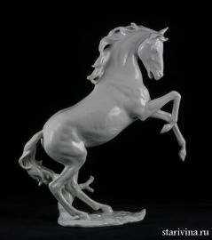 Вздыбленная лошадь, Alka Kaiser, Германия, 1950-60 гг