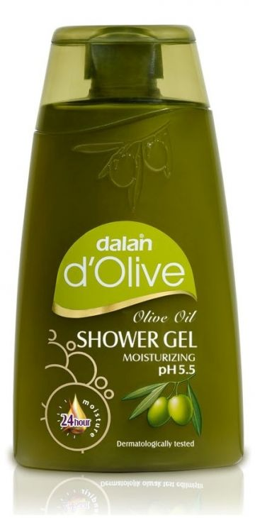 Dalan d'Olive Olive Oil Shower Gel 250ml