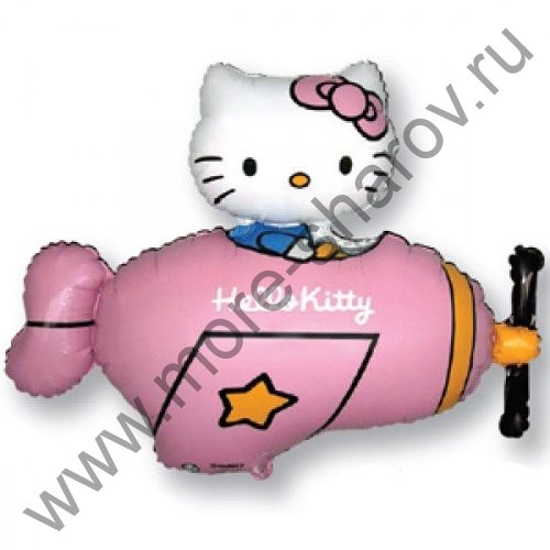 Шар Hello kitty 104 см