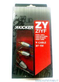Kicker ZI YF (2М 1П)