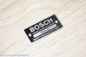 Шильд Bosch FD 6A