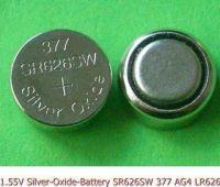 Оксид-серебряная батарея для часов SR 626 SW