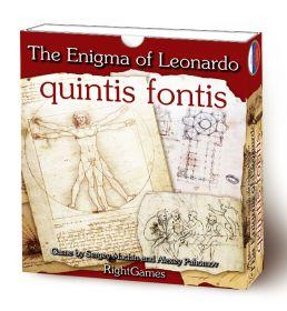 The Enigma of Leonardo. Quintis Fontis.