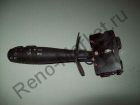Переключатель света подрулевой (с включателем передних противотуманок) Б/У Renault оригинал 6001548108